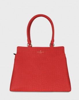 SUKI TOP HANDLE BAG RED ΤΗΣ PAUL'S BOUTIQUE - SUKI PBN127228