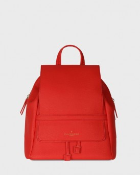 CHARLIE BACKPACK RED ΤΗΣ PAUL'S BOUTIQUE - CHARLIE PBN127218