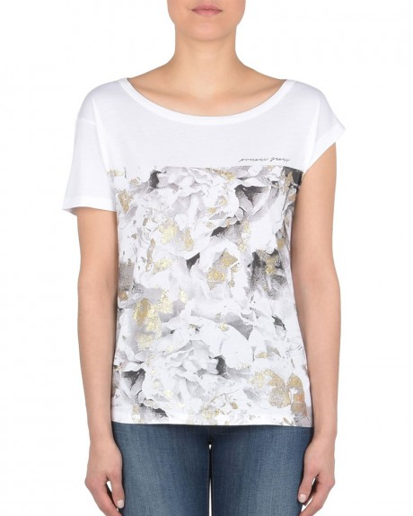 All over stamp T-shirt της ARMANI JEANS - 3Y5T14 5J19Z