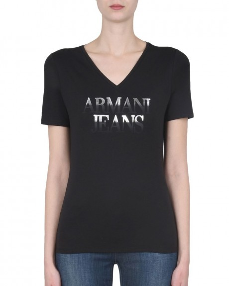Stamp T-Shirt της ARMANI JEANS 3Y5T06 5J13Z