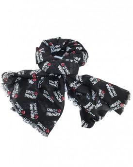 All over pattern φουλάρι της ARMANI JEANS - 924142 7P069