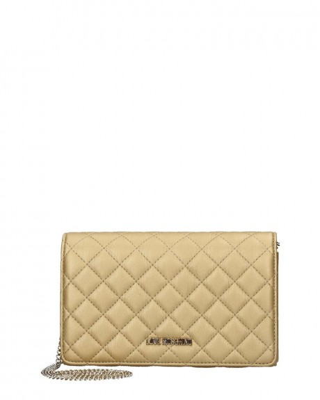 NAPPA PU QUILTED ΤΣΑΝΤΑΚΙ ΩΜΟΥ ΤΗΣ LOVE MOSCHINO - JC4095PP16LO0