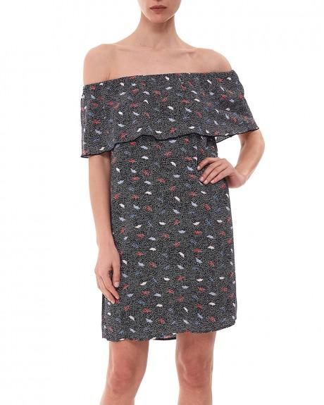 Mini Ship Dot Print Φόρεμα της Tom Tailor - 5019651.00.75
