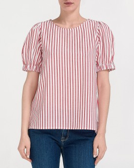 RAYAS RD PIPELINE STRIPES T-SHIRT ΤΗΣ COMPANIA FANTASTICA - RAYAS