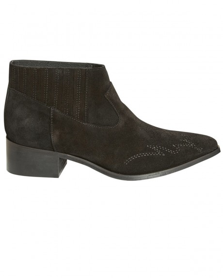SUEDE ANKLE BOOTS ΤΗΣ VERO MODA - 10182935