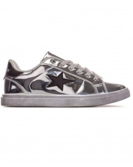 WOMEN'S STAR TRAINERS SHOES ΤΗΣ VERO MODA - 10185534 - ΑΣΗΜΙ