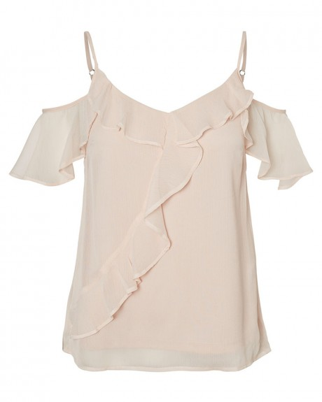ΤΟΠ COLD SHOULDER SHORT SLEEVED ΤΗΣ VERO MODA - 10197606