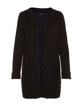 CHUNKY OPEN FRONT KNITTED CARDIGAN ΤΗΣ VERO MODA - 10203995