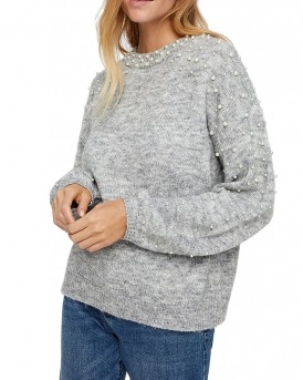 PEARL KNITTED PULLOVER ΤΗΣ VERO MODA - 10205411