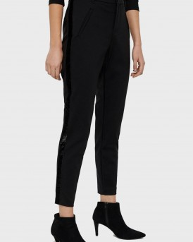 CROPPED SLIM FIT TROUSERS ΤΗΣ VERO MODA - 10206398 NOOS