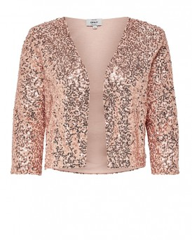 SEQUINS CARDIGAN ΖΑΚΕΤΑ ΤΗΣ ONLY - 15144775 - ΣΟΜΟΝ