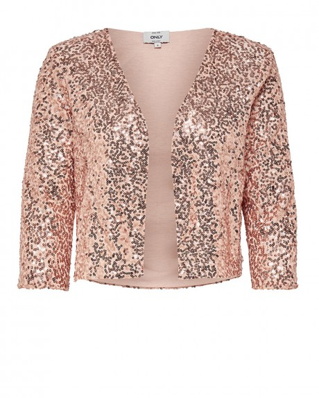 SEQUINS CARDIGAN ΖΑΚΕΤΑ ΤΗΣ ONLY - 15144775