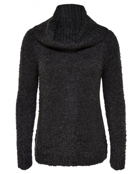 ROLLNECK KNITTED PULLOVER ΤΗΣ ONLY - 15139036