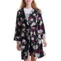 FLOWER PRINTED KIMONO ΤΗΣ ONLY - 15151206
