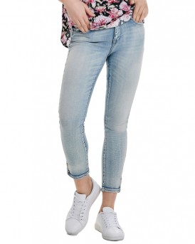 CARMEN REG ANKLE SKINNY FIT JEANS ΤΗΣ ONLY - 15152097