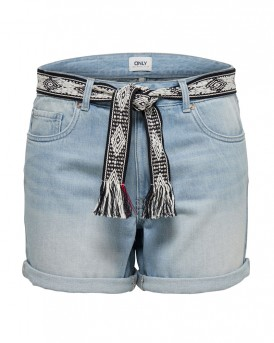 DANA REG BOYFRIEND DENIM SHORTS ΤΗΣ ONLY - 15154981