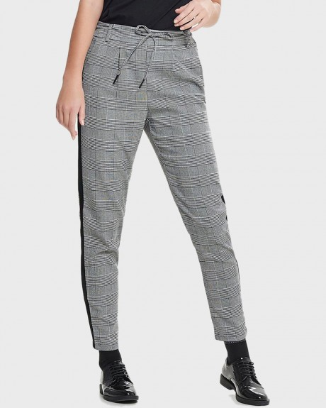 CHECKED TROUSERS ΤΗΣ ONLY - 15167399