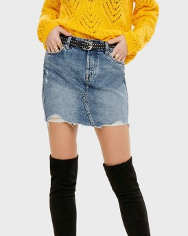 SHORT DENIM SKIRT ΤΗΣ ONLY - 15170554