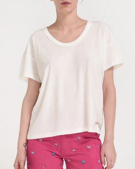 V-NECK COTTON DNM TEE ΤΗΣ ONLY - 15173055