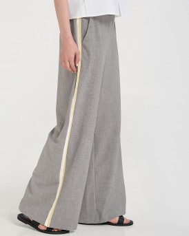 ΠΑΝΤΕΛΟΝΙ ROMA WIDE LEG PANEL PANTS TLR ΤΗΣ ONLY - 15169252