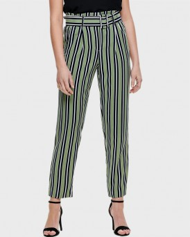 STRIPED TROUSERS ΤΗΣ ONLY - 15169217