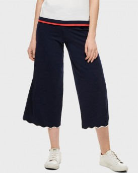 WIDE TROUSERS ΤΗΣ ONLY - 15173019 - ΜΠΛΕ