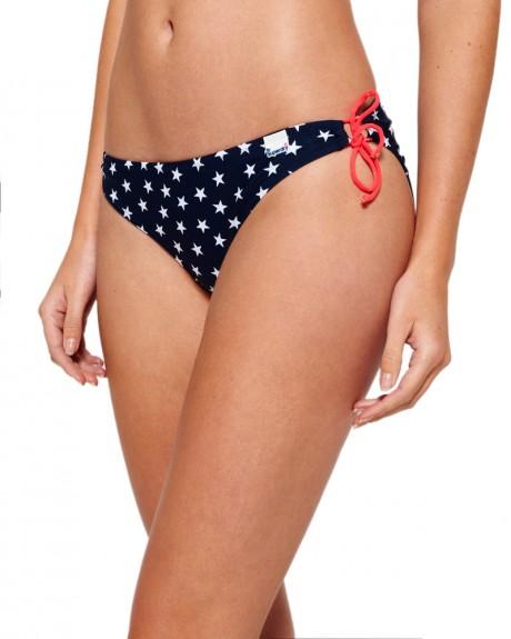 Avenue Of Stars Bikini Bottom της SUPERDRY - G30001EO
