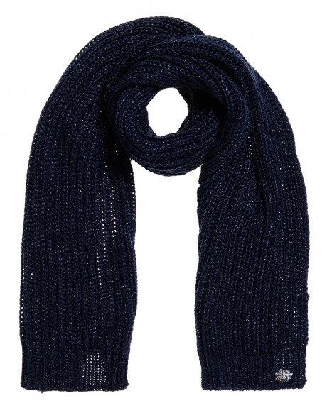 ARIES SPARKLE SCARF ΚΑΣΚΩΛ ΤΗΣ SUPERDRY - G93020YP