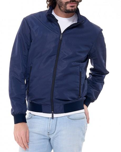 Rainproof Jacket της ARMANI JEANS - 3Y6B39 6NDHZ