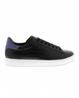 Crocko style low cut Sneakers της ARMANI JEANS - 935022 7A401