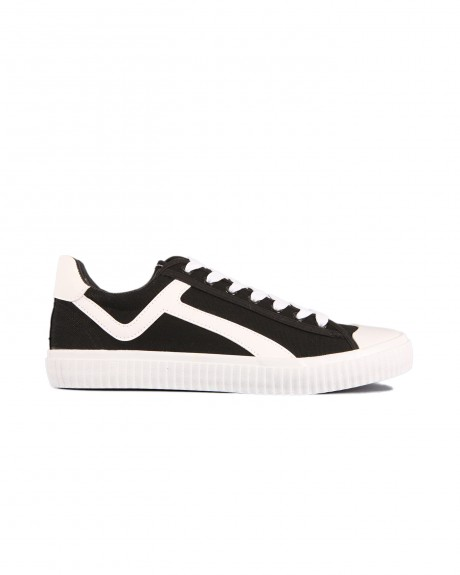 SLHERIC CANVAS TRAINER W SNEAKERS ΤΗΣ SELECTED - 16066545