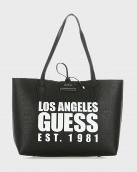 ΤΣΑΝΤΑ BOBBI REVERSIBLE SHOPPER ΤΗΣ GUESS - AF642215