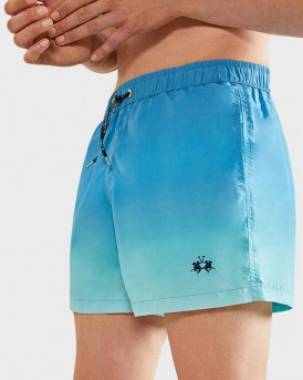 MATTHEW MEN'S SWIM SHORTS ΤΗΣ lA MARTINA - ΝΜM003-05187 - ΡΟΥΑ