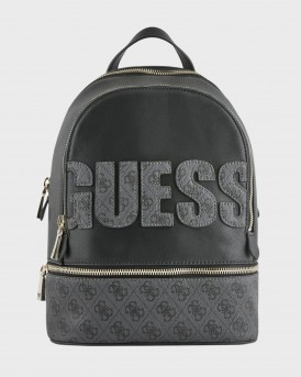 ΣΑΚΙΔΙΟ SKYE LOGO PRINT BACKPACK ΤΗΣ GUESS - SC741133
