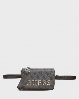 ΤΣΑΝΤΑΚΙ BLUEBELLE LOGO PRINT BELT BAG ΤΗΣ GUESS - SG740280