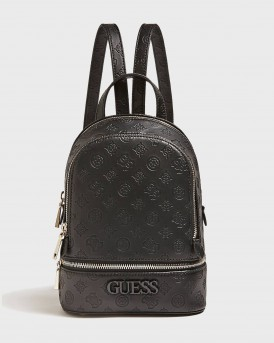 ΣΑΚΙΔΙΟ SKYE LOGO PRINT BACKPACK THΣ GUESS - SP741132