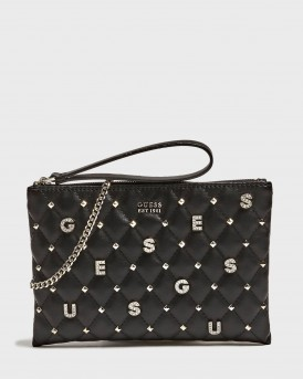ΦΑΚΕΛΟΣ HIGHLIGHT APPLIQUE DETAIL CROSSBODY ΤΗΣ GUESS - QG741369