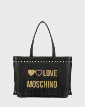 ΤΣΑΝΤΑ ΩΜΟΥ ΤΗΣ LOVE MOSCHINO - JC4101PP18LS0