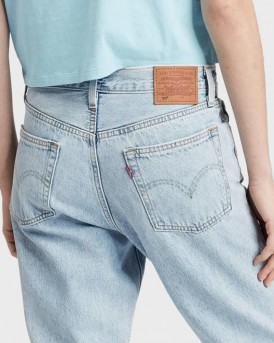 ΠΑΝΤΕΛΟΝΙ ΤΖΗΝ CROPPED COUPE COURTE JEAN 501 ORIGINAL ΤΗΣ LEVIS - 36200-0074