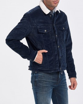 ΜΠΟΥΦΑΝ CORDUROY DENIM JACKET ΤΗΣ JACK & JONES - 12160018