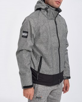 ΖΑΚΕΤΑ HOODED ARCTIC WINDCHEATER ΤΗΣ SUPERDRY - M5000045Α