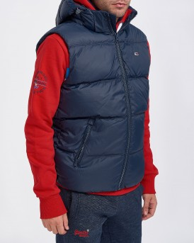 ΓΙΛΕΚΟ TJM ESSENTIAL DOWN GILET ΤΗΣ TOMMY HILFIGER - DΜ0DM06903