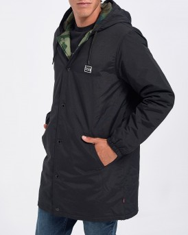 ΜΠΟΥΦΑΝ HOODED COACH'S JACKET ΤΗΣ LEVIS - 69672-0003
