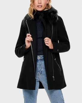 WOOL BLEND COAT ΤΗΣ ONLY - 15180895