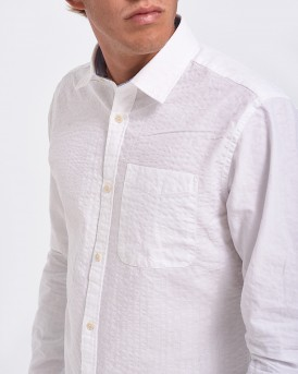 ΠΟΥΚΑΜΙΣΟ JPRNICK SHIRT L/S ONE POCKET PREMIUM ΤΗΣ JACK & JONES - 12154651