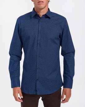 DOTTED SHIRT ΤΗΣ SELECTED - 16068990 ΝΟΟS