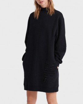 ΦΟΡΕΜΑ SCANDI HIGH NECK SWEAT DRESS THΣ SUPERDRY - W8000026A