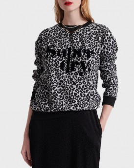 ΜΠΛΟΥΖΑ SPORT SCANDI GRAPHIC TOP ΤΗΣ SUPERDRY - W6000028A