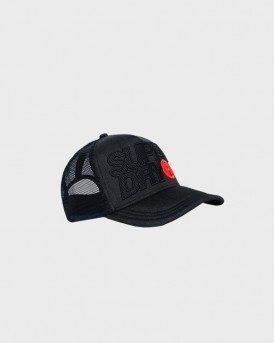 ΚΑΠΕΛΟ LINEMAN TRUCKER CAP ΤΗΣ SUPERDRY - M9000008Α