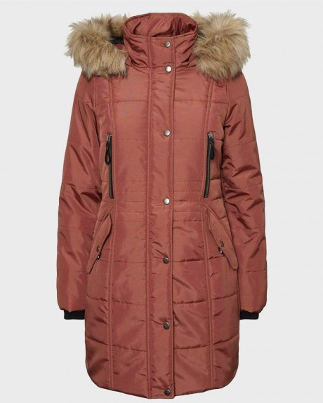 WINTER PARKA ΤΗΣ VERO MODA - 10215237
